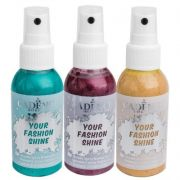 Farby na textil CADENCE YOUR FASHION SHINE - 100 ML