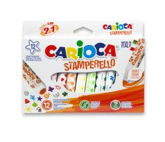 Fixky Carioca Stamp Markers 12 ks