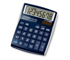 e022a1a26c8a4 Stolová kalkulačka Citizen CDC-80 modrá