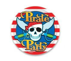 Taniere PIRATE PARTY 8 ks