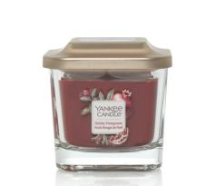 Sviečka Yankee Candle - Holiday Pomegranate, malá