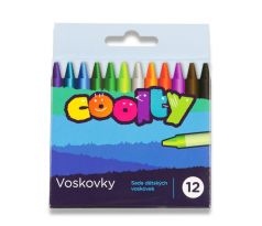 Voskovky Coolty 12 ks