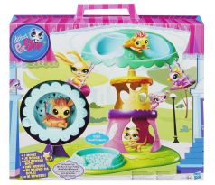 Littlest Pet Shop Magic Motion Hrací set A5122